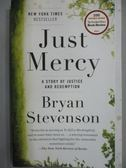 【書寶二手書T1/原文小說_MDW】Just Mercy: A Story of Justice and Redemption_Stevenson, Bryan