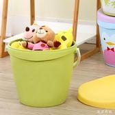 海興兒童嘟嘟桶凳儲物凳可坐人玩具收納桶置物凳桶塑料寶寶小椅子   LN4288【東京衣社】