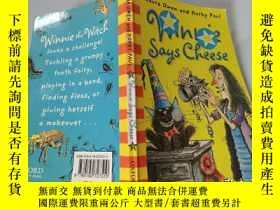 二手書博民逛書店Winnie罕見Says Cheese:溫妮說奶酪。Y200392