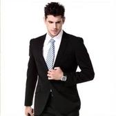 西裝套裝含西裝外套+褲子-魅力舒適商務成套男西服4款6x50【巴黎精品】