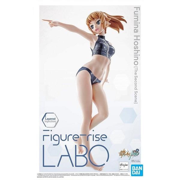 組裝模型 Figure-rise LABO 星野文奈 (第二彈) 創鬥者 TOYeGO 玩具e哥