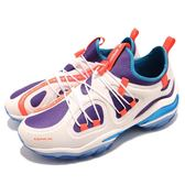 Reebok DMX Series 2000 Low 橘 藍 米白 金屬設計 男鞋 慢跑鞋 【PUMP306】 CN3813