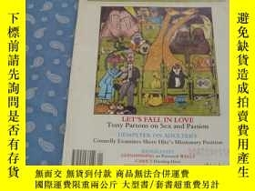 二手書博民逛書店Literary罕見Review January 1993Y26