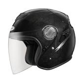 【東門城】ZEUS ZS625 素色(透明纖維) 六角碳纖維安全帽