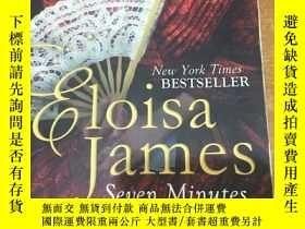 二手書博民逛書店ELOISA罕見JAMES SEVEN MINUTES IN HEAVENY365734