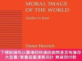 二手書博民逛書店Aesthetic罕見Judgment And The Moral Image Of The WorldY46