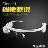 ivs cloud-i 谷歌google眼鏡錄像眼鏡智慧語音接打電話拍照錄像 igo摩可美家