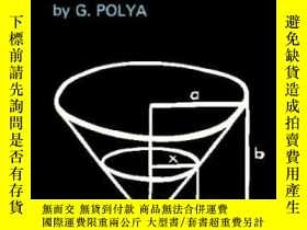 二手書博民逛書店How罕見To Solve ItY364682 George Polya Ishi Press 出版2009