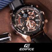 【人文行旅】EDIFICE   EFR-559BGL-1AVUDF 粗曠質感賽車錶