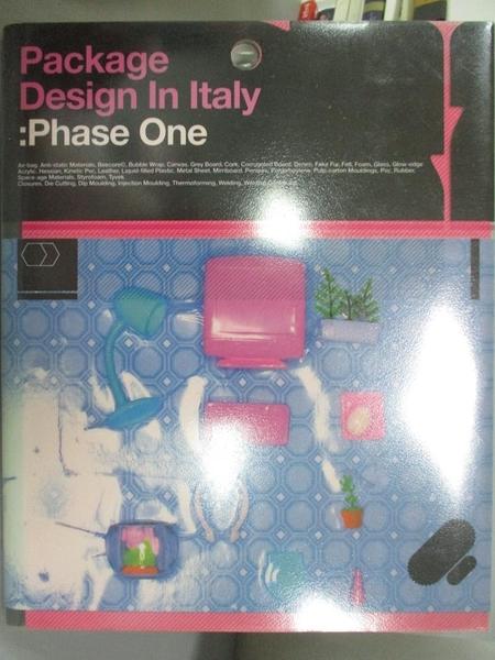 【書寶二手書T9/廣告_ZER】Package design in Italy : phase one_CAMELLIN