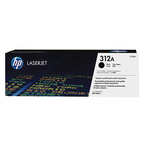 HP CF380A 原廠黑色碳粉匣 適用 M476dw/M476nw