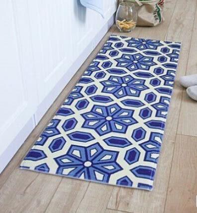 門墊  家居防滑墊地毯【藍星居家】