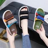 拖鞋女外穿新款夏季時尚涼拖鞋ins潮