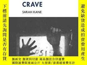 二手書博民逛書店Crave罕見(modern Plays)Y256260 Sarah Kane A&c Black