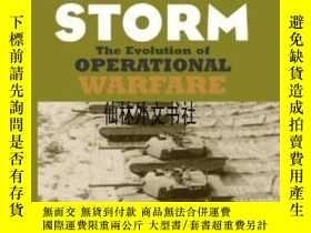 二手書博民逛書店【罕見】2004年出版 Blitzkrieg To Desert Storm: The Evolution Of
