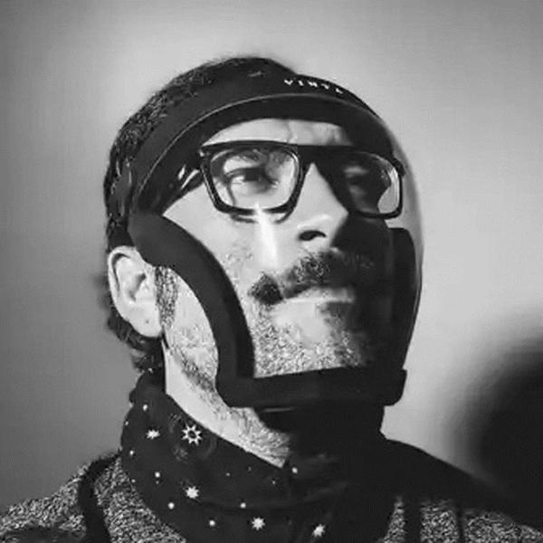 防疫面罩 一體式防護眼防飛沫油濺隔離防護面罩防霧透明全臉PC騎行面具 快速出貨