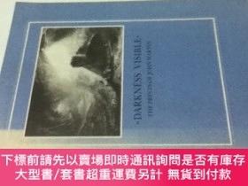 二手書博民逛書店英文)ジョン·マーティンの版畫展Darkness罕見visible : the prints of John Ma
