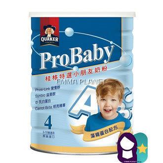 桂格 Probaby特選小朋友奶粉(1500g×6罐)