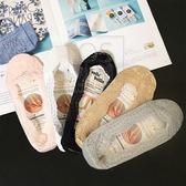 全矽膠蕾絲隱形襪 一雙入 五色可選 防滑底 (OS小舖)