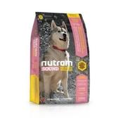 Nutram 紐頓 均衡健康系列 S9成犬羊肉南瓜 13.6kg X 1包
