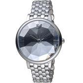 SWAROVSKI施華洛世奇CRYSTAL LAKE嫵媚腕錶   5416017