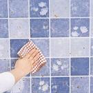 【防油貼紙大款】60x100廚房除油煙機鋁箔貼紙 流理台磁磚自黏貼 防污壁貼 瓦斯爐牆貼 桌墊