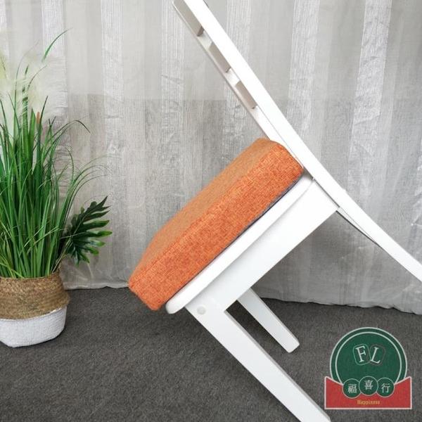 坐墊榻榻米沙發墊硬高密度海綿凳子飄窗座墊厚【福喜行】