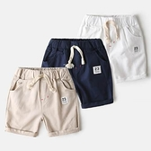 男童短褲 夏季純棉五分中褲
