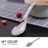 湯匙 不鏽鋼 頂級 304 環保餐具 伯爵勺 勺子 廚房 甜品 咖啡 304不鏽鋼湯匙(大)【P106】MY COLOR