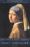 二手書博民逛書店 《Girl with a Pearl Earring, Deluxe Edition》 R2Y ISBN:0452287022│Chevalier