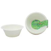 自然風環保植纖飯碗(小)225ml-20入【愛買】