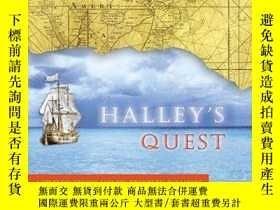 二手書博民逛書店Halleys罕見Quest: A Selfless Genius and His Troubled Paramo