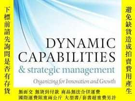二手書博民逛書店Dynamic罕見Capabilities And Strategic ManagementY256260 D