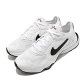 Nike 休閒鞋 Air Zoom Division 白 黑 男鞋 復古慢跑鞋 氣墊 運動鞋 【PUMP306】 CK2946-101