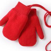 兒童手套冬季可愛包套寶寶手套保暖