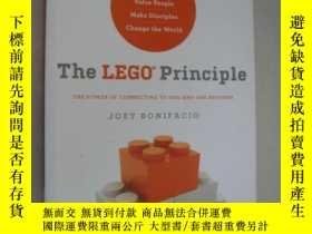 二手書博民逛書店簽名本罕見The LEGO Principle:The powe