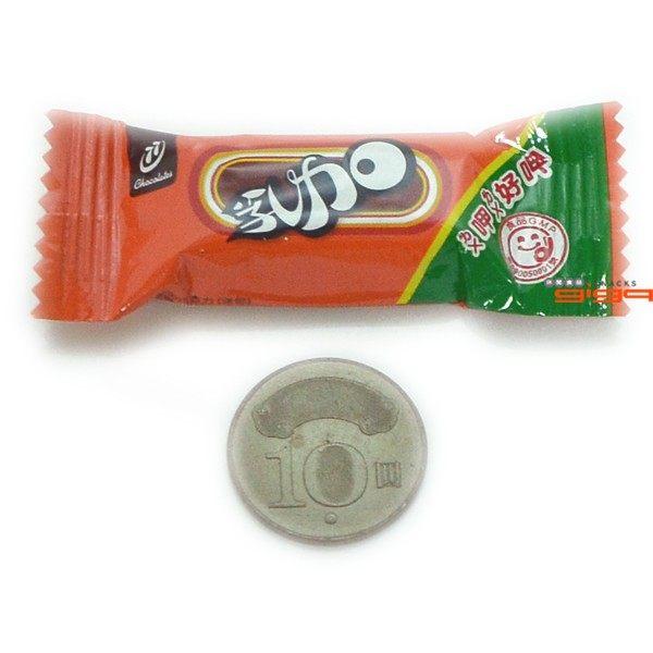 【吉嘉食品】迷你77乳加巧克力 600公克 [#600]{5001}