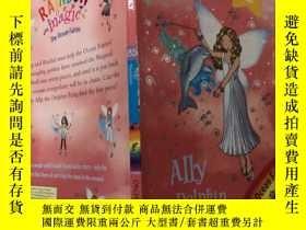 二手書博民逛書店ally罕見the dolphin fairy: 海豚仙女阿麗、.Y200392