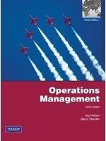 二手書博民逛書店《Operations Management Tenth Add