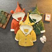 寶寶棉衣男童棉襖棉服外套嬰兒衣服1-4歲潮0 伊衫風尚