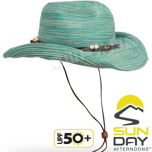 Sunday Afternoons S2C26270C-510藍色淡白石 抗UV透氣牛仔帽 Sunset遮陽帽