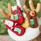 聖誕樹 聖誕節 嚴選熱銷 毛襪 聖誕禮物...