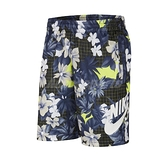Nike 短褲 SB Sunday Shorts 藍 黑 男款 滑板系列 花卉 運動休閒 【ACS】 CI7344-010