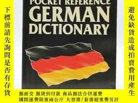 二手書博民逛書店Collins罕見Pocket Reference German