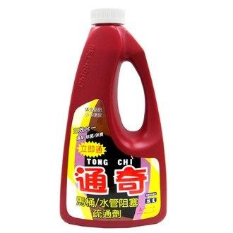 潔瓷 通奇 馬桶/水管阻塞 疏通劑 1000cc【康鄰超市】