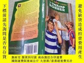 二手書博民逛書店the罕見swamp robber沼澤強盜Y200392