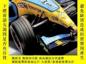 二手書博民逛書店The罕見Official Formula 1 Season Review 2005Y255562 Edite