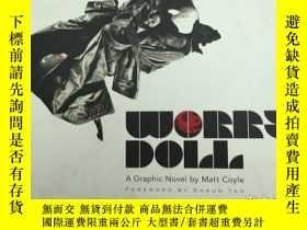 二手書博民逛書店Worry罕見Doll: A Graphic Novel by