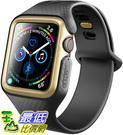[9美國直購] 錶帶 Clayco Apple Watch 5 4 Band 44mm B07HCDRR67 Shock Slim Bumper Case 44mm Apple Watch Series 4 Series 5