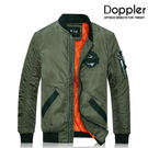 Doppler MA-1 美式飛行防風鋪棉保暖夾克 外套 騎士外套 【W06K4161】現貨